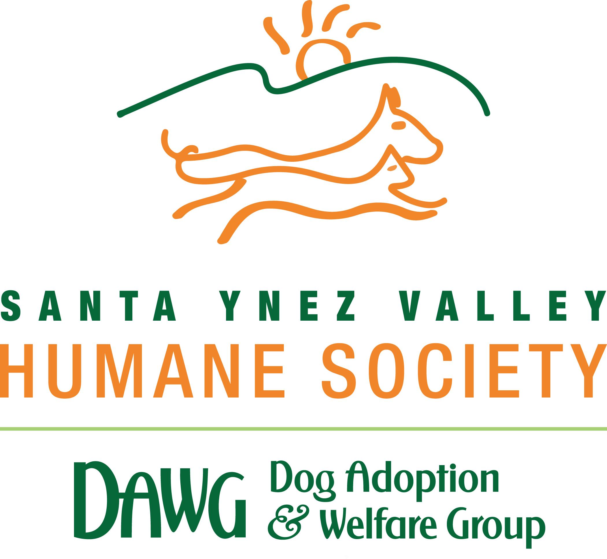 SYV Humane Society & Dawg Logo