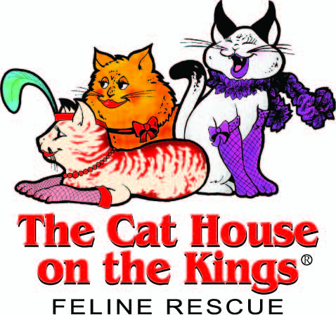 Cat House Logo with Registered Trademart