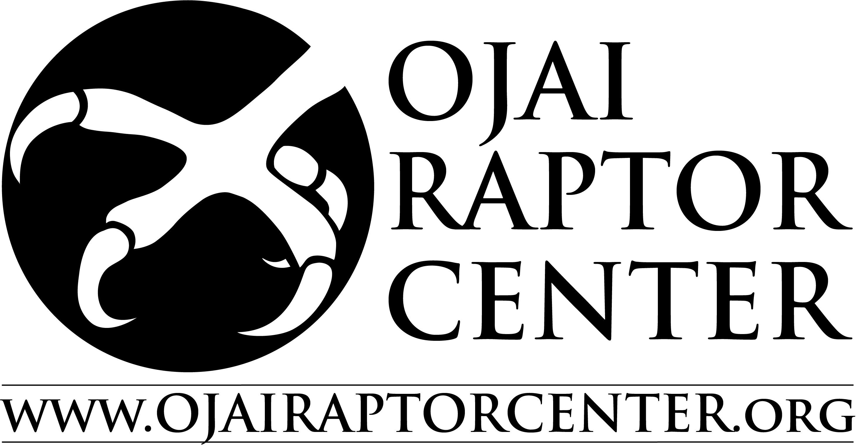 ORC Logo with URL BLACK