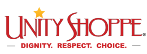 Unity Logo 2021 Red Tagline